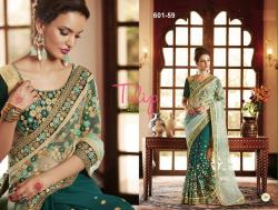 Tulip Collection Designer Saree - (TC-601-59) - 20% OFF