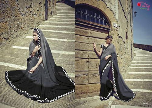 Tulip Collection Designer Saree - (TC-6482) - 20% OFF