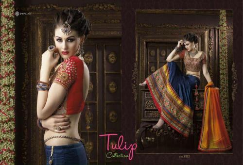 Tulip Collection Designer Lehenga - (TC-9303)