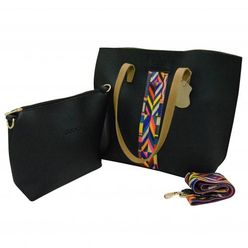 Gucci Ladies Bag-Double - (LAC-035)