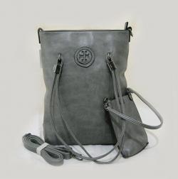 Grey Long Bag for Ladies - (LAC-037)