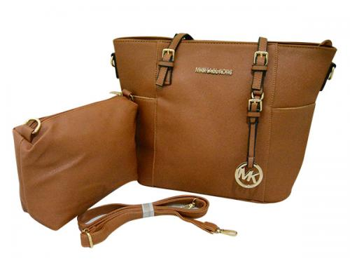 Michael Kors Double Bag - (LAC-040)