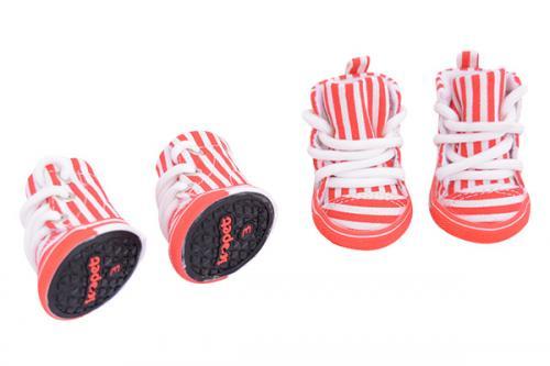 Pet Dog Sporty Shoes Lace Up - (ANP-065)