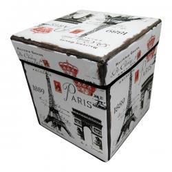 Foldable Laundry Box - (TP-475)