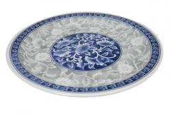 Floral Dinner Plate - Per Piece - (TP-487)