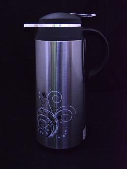 Steel Fancy Thermos - 1.3L - (TP-509)