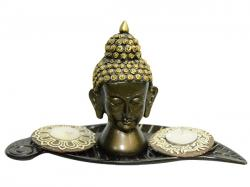 Buddha Showpiece with Diyo - (ARCH-017a)