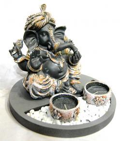 Ganesh Showpiece With Diyo - (ARCH-019)