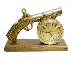 Vintage Gun Clock - (ARCH-030)