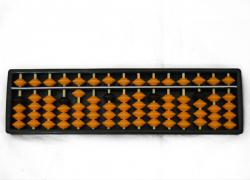 Plastic Abacus - Kids Maths Calculating Tool - (TP-556)