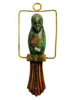 Hanging Parrot Showpiece - (ARCH-036)