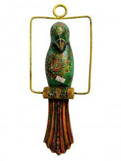 Hanging Parrot Showpiece - (ARCH-036)