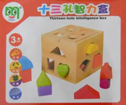 Thirteen Hole Intelligence Box - (TP-577)