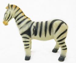 Rubber Zebra- Small - (TP-578)