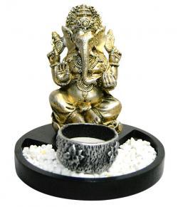 Ganesh Diyo Showpiece - (ARCH-048)
