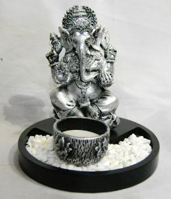 Ganesh Diyo Showpiece - (ARCH-049)