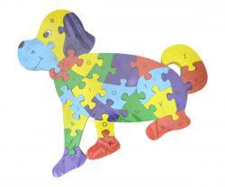 Dog Puzzle Set - (TP-591)