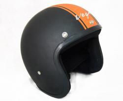 Vega Jet Classic Helmet - (SB-054)