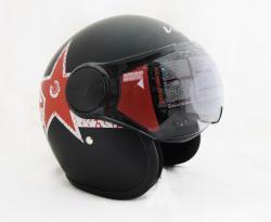 Vega Rise Against Helmet - (SB-068)