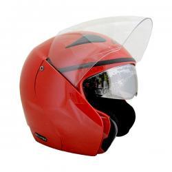 Vega Eclipse Red Helmet - (SB-096)