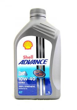 Shell Advance Ultra 10w40 1L - (SB-115)