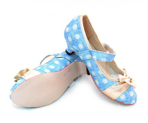 Party Wear Close Sandals For Kids - (SB-129)