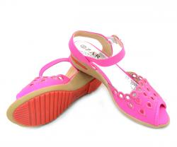 Zara Pink Sandal For Kids - (SB-133)