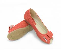 Flat Ballerina Shoes For Kids - (SB-135)