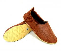 Brown Close Shoes For Men - (SB-151)