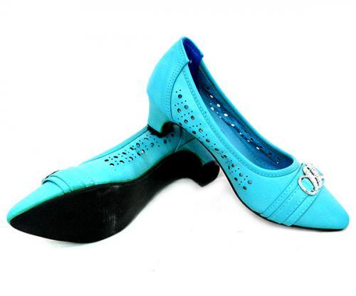 Party Wear Close Sandals For Ladies - (SB-154)