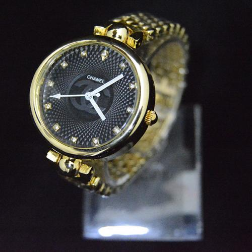 CHANEL Golden Watch - (LAC-045)
