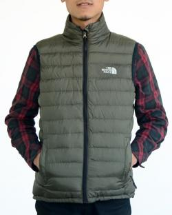Sleeveless Silicon Jacket For Men - (TP-607)