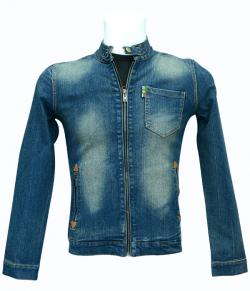Denim Jeans Jacket For Men - (SB-166)