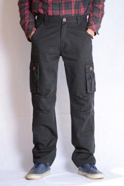Twill Cotton Box Pant For Men - (TP-528)