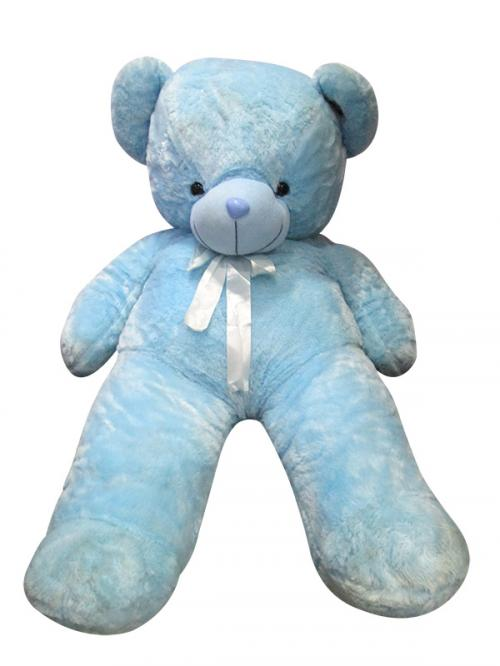 Teddy Bear Soft Toy-Blue- (HH-052)