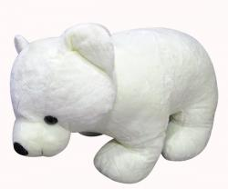 Small Polar Bear Soft Toy - (HH-055)