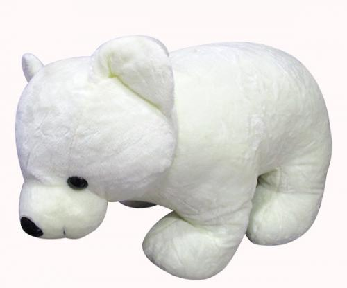 Small Polar Bear Soft Toy - (HH-055)