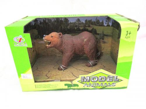 Bear Model Action Figure Toy - (HH-077)