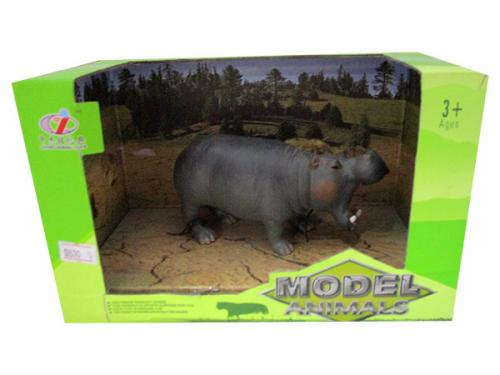 Hippo Model Action Figure Toy - (HH-078)