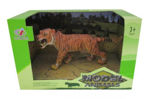 Tiger Model Action Figure Toy - (HH-079)