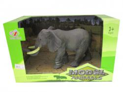 Elephant Model Action Figure Toy - (HH-080)