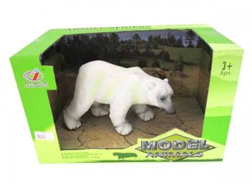 White Bear Model Action Figure Toy - (HH-081)