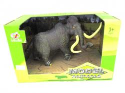 Elephant Model Action Figure Toy - (HH-083)