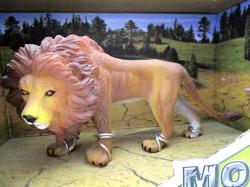 Lion Model Action Figure Toy - (HH-084)