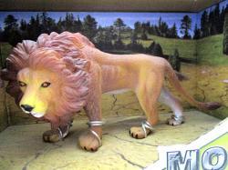 Lion Model Action Figure Toy - (HH-084)