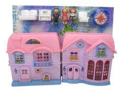 Pink Doll House - (HH-087)