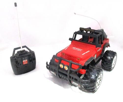 Remote Control Jeep - (HH-089)