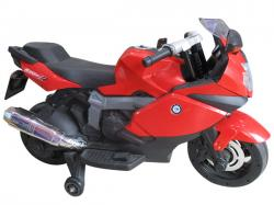 Red BMW Model Bike - (HH-096)