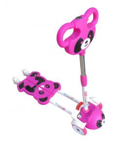 Pink Kid's Tricycle - (HH-100)