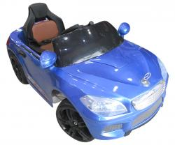 Blue Mercedes Car - (HH-101)